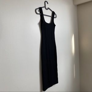 TOPSHOP Ribbed Dress